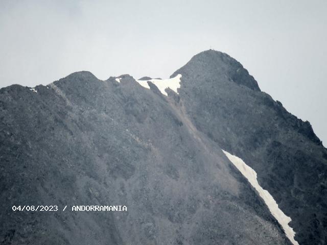 The Peak оf Coma Pedrosa Live Cam, Andorra